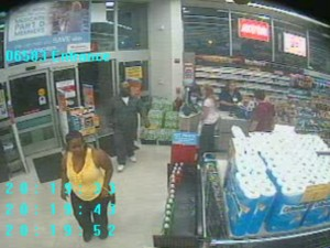 Female Suspect Wanted for Fraudulent Credit Card Use