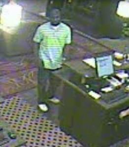 Man Passing Counterfeit $50 Dollar Bills