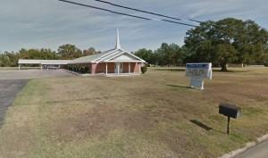 February 4, 2014 Burglary-West End Baptist Church