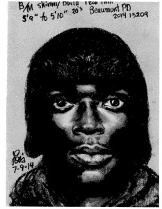 CRIME OF THE WEEK-JULY 18, 2014-Sexual Assault Suspect