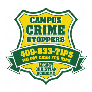 Legacy Christian Academy - Campus Crime Stoppers