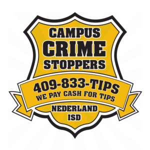 Nederland ISD - Campus Crime Stoppers